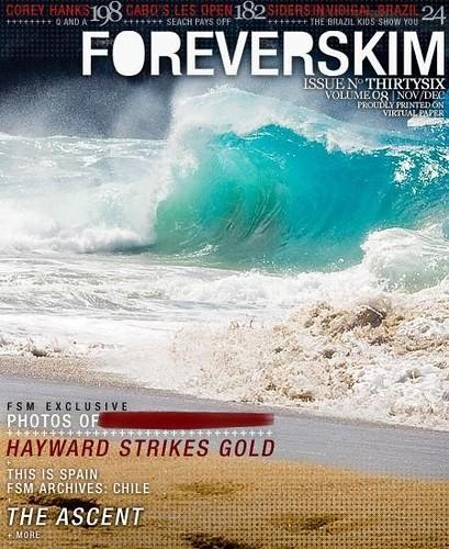 Portada ForeverSkim nº36