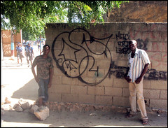 Haiti (Drax WD) Tags: world africa black art america writing french graffiti haiti earthquake asia europe fort earth dr domination vandal vandalism quake worlddomination wd xtc wks liberte drax dx koa gvb pfb ykk byi aok worldomination fortliberte