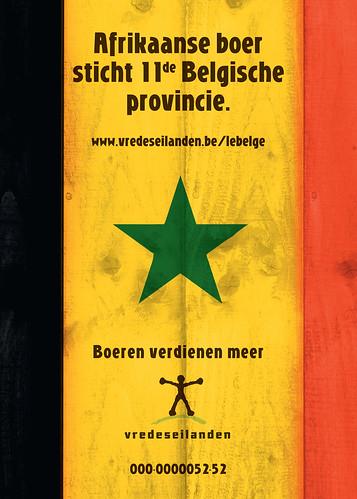 Affiche campagne 2010 zonder datum
