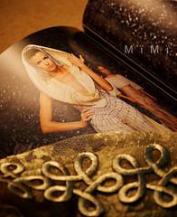 Fashion is my life (M ï M ï) Tags: 3 love girl fashion gold is focus dress live dantel