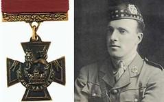 Chavasse Victoria Cross medal