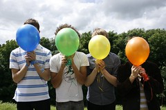 Regards pic - balloons