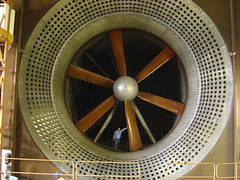 Farnborough wind tunnel (Ultrapurple) Tags: wind aircraft aviation tunnel research huge propeller windtunnel aerodynamic aerodynamics dscp12 fanrborough