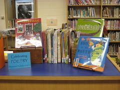 Poetry display