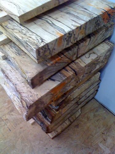 Help Drying Spalted Wood Arboristsite Com