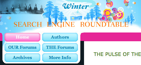 First Day of Winter at SERoundtable.com