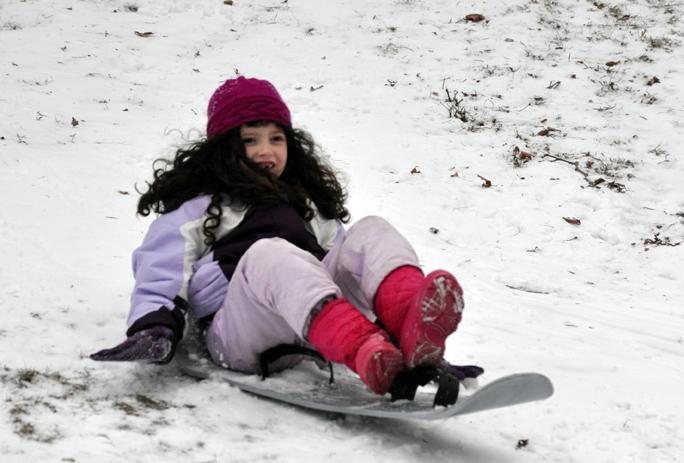 sledding 21