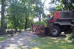 Lost in a farm yard, near River Barycz (EuCAN Community Interest Company) Tags: poland 2009 eucan milicz baryczvalley
