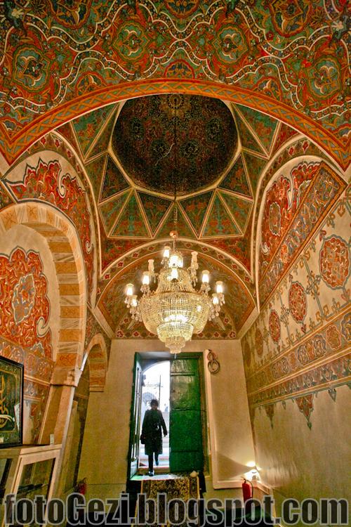 Sufi Gate at Cappadocia