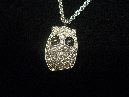 Owl Pendant Necklace from MARC by Marc Jacobs