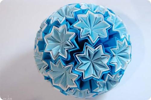 легкое модульное оригами схема. модульное оригами новогодняя елка.