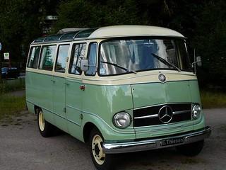 Mercedes-Benz O 319 Reisebus 1958
