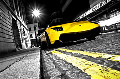 yellow SV (Murphy Photography) Tags: summer london photography arab murphy yello londen lp670