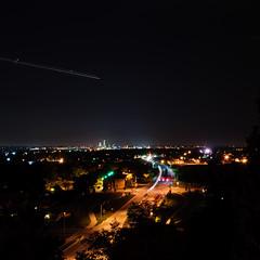 night landing (laughlinc) Tags: skyline night nebraska omaha nikond80 thechallengefactory laughlinc