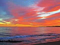 El mar (Antonio Chacon) Tags: sunset españa atardecer mar spain andalucia costadelsol puestadesol marbella potd:country=es infinitexposure