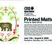 Printed Matter at GR2!