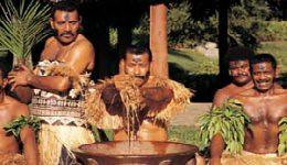 Fiji Kava bowl