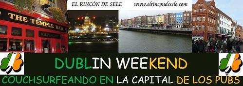 Dublin weekend 2008 por ti.