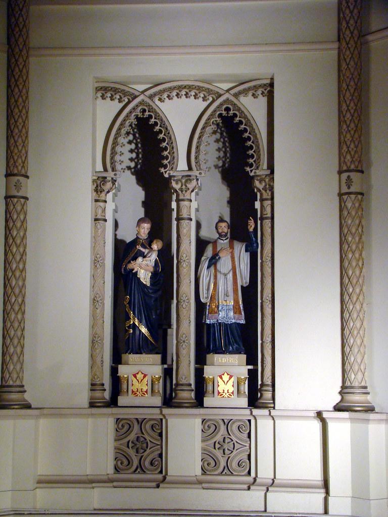DSC06486 Jesuit Church St F Xaverius St Stanislaus