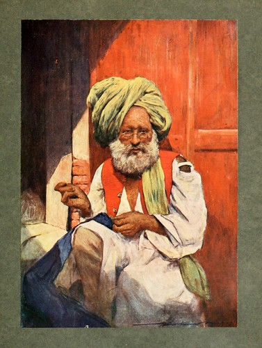 009- Sastre Hindú-The people of India 1910