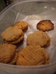 Honey-Roasted PB Cookies