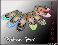 Ballerina Pois @ YS & YS