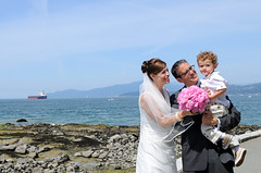 Stanley Park Wedding Photos