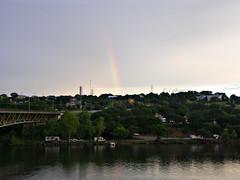 Rainbow - Marble Falls