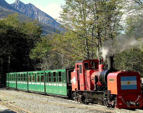 Tren del fin del mundo   Ushuaia Argentina por ryyta.