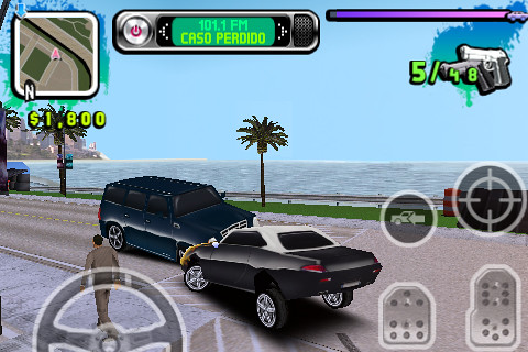 Gangstar for iPhone