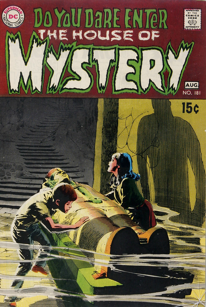 House of Mystery #181