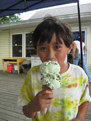 A Small Ice Cream