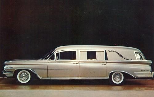 2011 Chrysler hearse #5