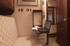 Train Chartering - Private Rail Car Northern Sky - cabin (USA)