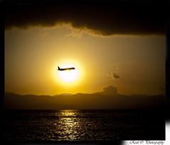 Direccin al Sol. (Ver en grande) (Ralpics.) Tags: sol de al colores paso nubes todo puta ya madre avion negros sabes direccion tonalidades