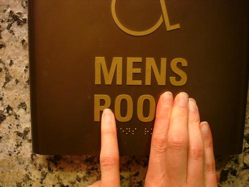 Mens Poo