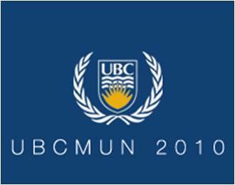UBCMUN 2010