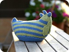 Knit chicken