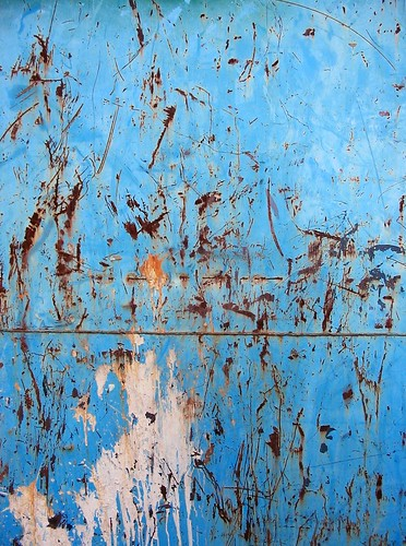 Abstract Expressionist Dumpster