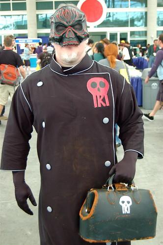 Comic Con 09: Dr. Henry Killinger