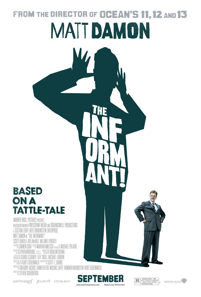 The Informant - One Sheet Poster