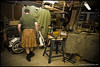 Steampunk Welder's Kilt (Back view)