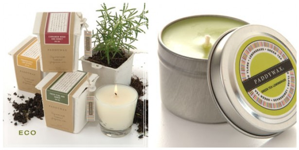 Paddy Wax Eco & Classic Travel Tin Candles