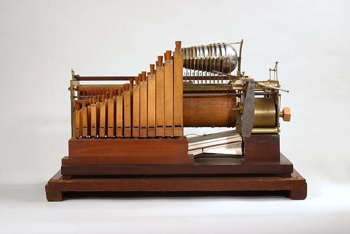 010-Organillo de feria construido por Winkel en 1810-Copyright Nationaal Museum van Speelklok tot Pierement