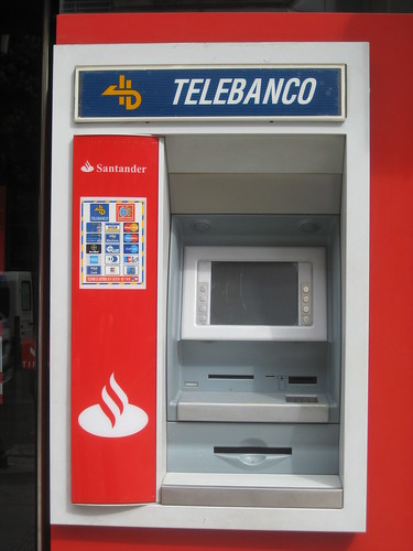 logo banco santander. 4b Telebanco / Santander