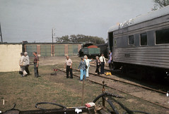 Senior Citizens Excursion (michaeljy) Tags: trains railroads nrhs southernrailway charlestonchapter