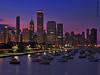 Chicago Night Life (iCamPix.Net) Tags: chicago canon landscape illinois nightshot downtownchicago cookcounty 2041 explore8 professinalphotographer markiii1ds