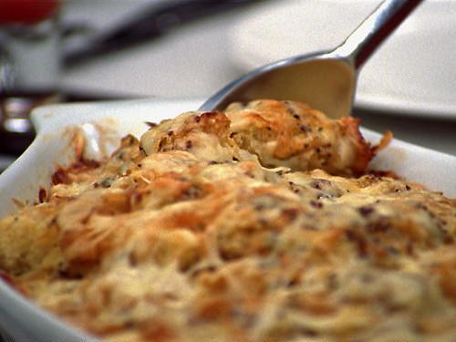 Carole's Onion Pudding