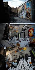 . (.parsprototo*) Tags: urban streetart vortex art collage wall analog digital painting logo typography graffiti design sketch stencil sticker mural neon graphic drawing grafik brush canvas inprogress spraypaint aerosol typo simple sarang ozone vector bielefeld acryl redy mwm inck usbekistyle parsprototo sinero