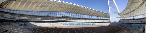 Moses Mabhida Stadium Panoramic